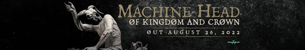 Large banner image of Machine Head linking to their artist page due to link from them being at the top of the main table on this page