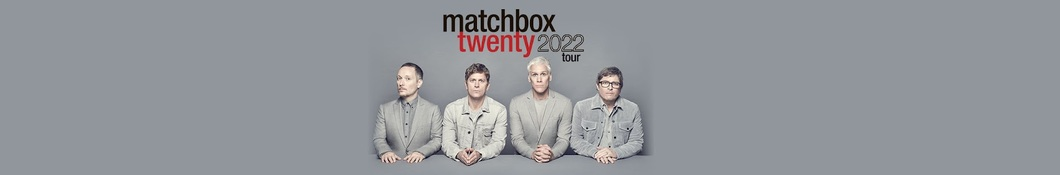 Large banner image of Matchbox Twenty linking to their artist page