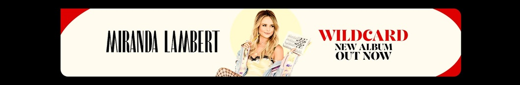 Large banner image of Miranda Lambert linking to their artist page, present due to the event they are headlining being at the top of this page