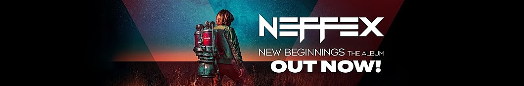 Large banner image of NEFFEX linking to their artist page due to them being the most commonly displayed artist on this title page