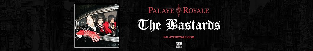 Large banner image of Palaye Royale linking to their artist page due to link from them being at the top of the main table on this page