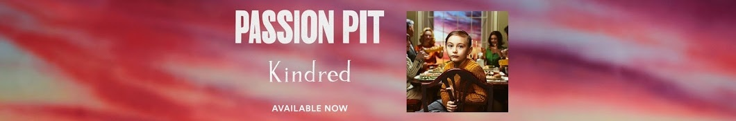 Large banner image of Passion Pit linking to their artist page due to link from them being at the top of the main table on this page