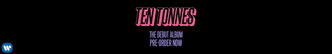 Large banner image of Ten Tonnes headlining the page