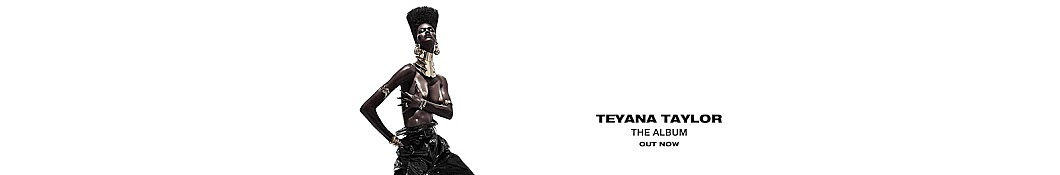 Large banner image of Teyana Taylor linking to their artist page due to them being the most commonly displayed artist on this title page