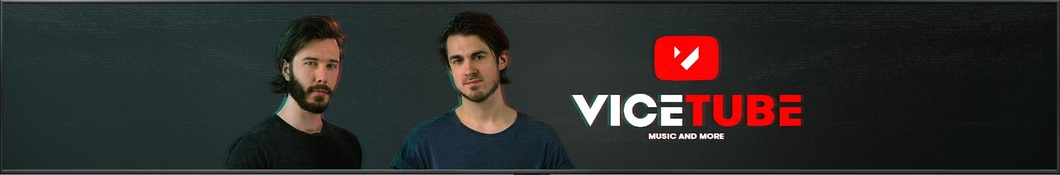 Large banner image of Vicetone linking to their artist page due to them being the most commonly displayed artist on this title page