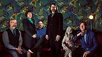 Thumbnail image for the event 20 Years Before the Mast: The Decemberists 20th Anniversary Tour supplied by the hosting site