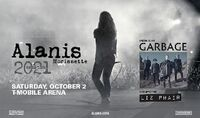 Thumbnail image for the event Alanis Morissette  supplied by the hosting site