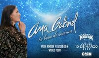 Thumbnail image for the event Ana Gabriel supplied by the hosting site