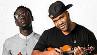 Thumbnail image for the event Black Violin supplied by the hosting site