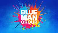 Thumbnail image for the event Blue Man Group supplied by the hosting site