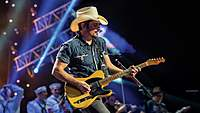 Thumbnail image for the event Brad Paisley w/ Jordan Davis supplied by the hosting site