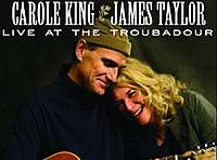 Thumbnail image for the event Carole King w/ James Taylor supplied by the hosting site