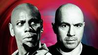 Thumbnail image for the event Dave Chappelle & Joe Rogan supplied by the hosting site