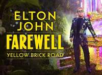 Thumbnail image for the event Elton John - Farewell Yellow Brick Road, Platinumbiljetter supplied by the hosting site