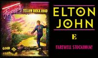 Thumbnail image for the event Elton John - NYTT DATUM! supplied by the hosting site