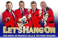 Thumbnail image for the event Frankie Valli & The Four Seasons supplied by the hosting site