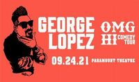 Thumbnail image for the event George Lopez supplied by the hosting site