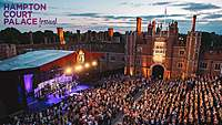 Thumbnail image for the event Hampton Court Palace Festival - Rick Astley supplied by the hosting site