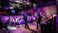 Thumbnail image for the event Joe Russo's Almost Dead supplied by the hosting site