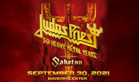 Thumbnail image for the event Judas Priest - 50 Heavy Metal Years supplied by the hosting site