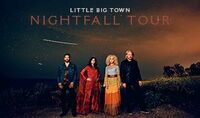 Thumbnail image for the event Little Big Town supplied by the hosting site