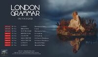 Thumbnail image for the event London Grammar supplied by the hosting site