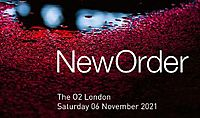 Thumbnail image for the event New Order - RESCHEDULED TO 2021 supplied by the hosting site