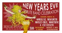 Thumbnail image for the event New Year's Eve Tribute Celebration supplied by the hosting site