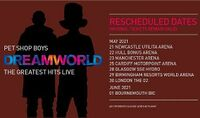 Thumbnail image for the event Pet Shop Boys - RESCHEDULED supplied by the hosting site