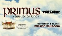 Thumbnail image for the event Primus  supplied by the hosting site