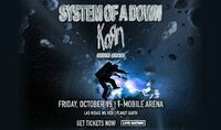 Thumbnail image for the event System of a Down supplied by the hosting site
