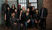 Thumbnail image for the event Tedeschi Trucks Band supplied by the hosting site