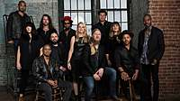 Thumbnail image for the event Tedeschi Trucks Band - Wheels of Soul 2021 supplied by the hosting site