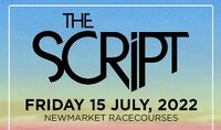 Thumbnail image for the event The Script: The Jockey Club Live - RESCHEDULED supplied by the hosting site