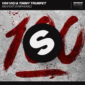 Thumbnail for the Timmy Trumpet - 100 link, provided by host site