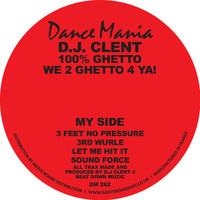 Thumbnail for the DJ Clent - 100% Ghetto - We 2 Ghetto 4 Ya! link, provided by host site