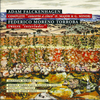 Thumbnail for the Federico Moreno Torroba - 12 Interludes: No. 6. Andantino link, provided by host site
