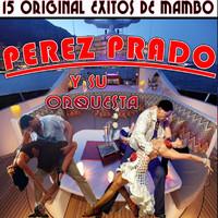 Thumbnail for the Perez Prado - 15 Original Exitos de Mambo link, provided by host site