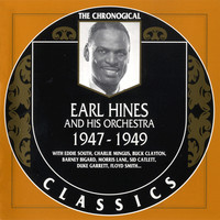 Thumbnail for the Earl Hines - 1947-1949 link, provided by host site