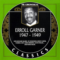 Thumbnail for the Erroll Garner - 1947-1949 link, provided by host site