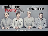 Thumbnail for the Matchbox Twenty - 2020 Tour (Episode 1) link, provided by host site