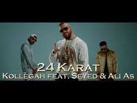 Thumbnail for the Kollegah - 24 Karat (Remix) link, provided by host site
