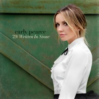 Thumbnail for the Carly Pearce - 29: Written In Stone link, provided by host site