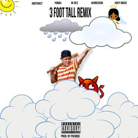 Thumbnail for the Hi-Rez - 3 Foot Tall [Remix] link, provided by host site