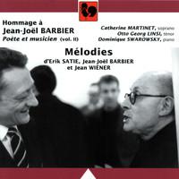 Thumbnail for the Erik Satie - 3 Mélodies (1916): II. Daphénéo link, provided by host site