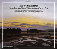 """Thumbnail for the Clara Schumann - 3 Romances, Op. 11: No. 2 in G Minor """"Andante & Allegro"""" link, provided by host site"""