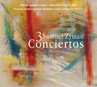 Thumbnail for the Samuel Zyman - 3 Samuel Zyman Conciertos link, provided by host site