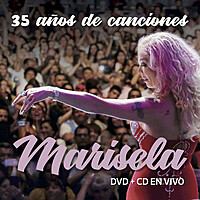 Thumbnail for the Marisela - 35 Años De Canciones link, provided by host site