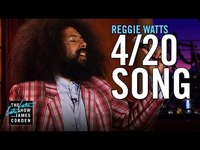 Thumbnail for the Reggie Watts - 4/20 Song link, provided by host site