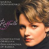 Thumbnail for the Marina Domashenko - 4 Songs, Op. 6: No. 4. Ya ne skazal tebe (I did not Tell you) (arr. for mezzo-soprano and orchestra) link, provided by host site